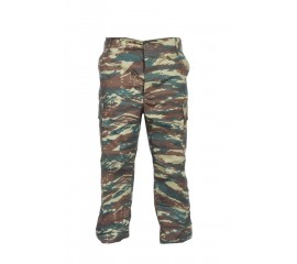 BDU M71 CAMO PANTS ELVITEX