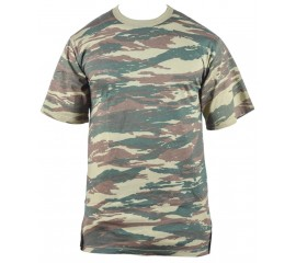 T-SHIRT CAMO ELVITEX