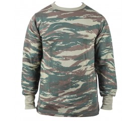 CAMO SWEATER ELVITEX