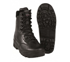 LEATHER TACTICAL BOOTS DINTEX