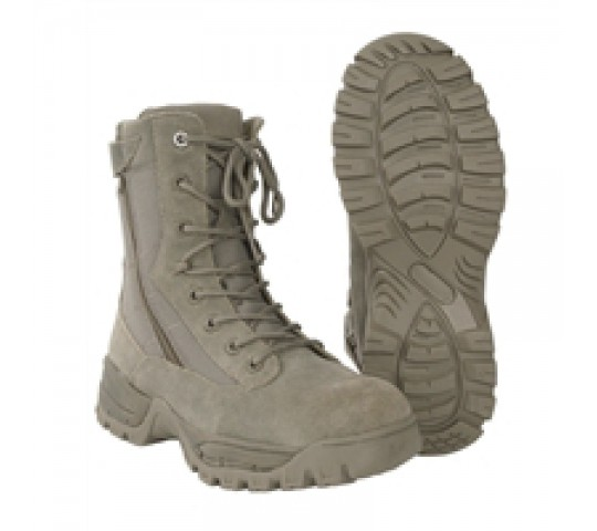 FOLIAGE TACTICAL BOOTS TWO-ZIP
