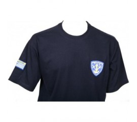 GREEK NAVY T-SHIRT - GREEK FORCES