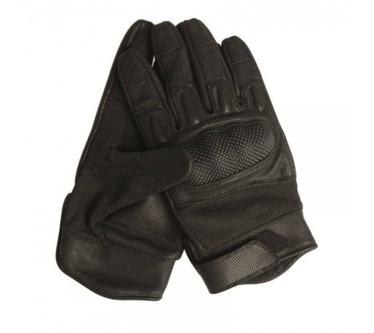 BLACK NOMEX ACTION GLOVES