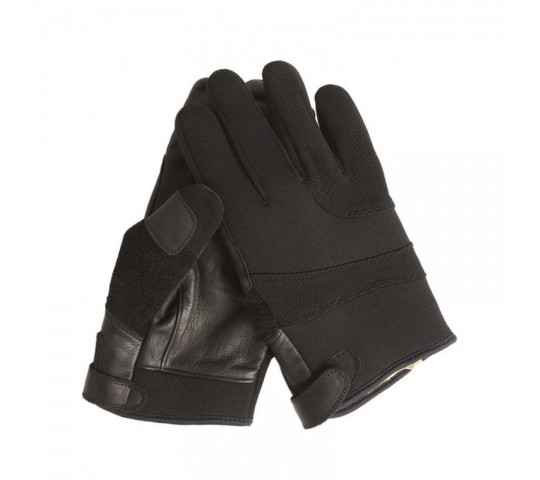 BLACK NEOPREN/ARAMID GLOVES