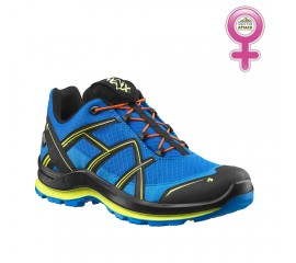 HAIX Black Eagle Adventure 2.1 GTX Low Women Blue - Citrus