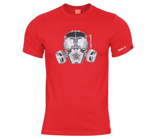 AGERON T-SHIRT GAS MASK