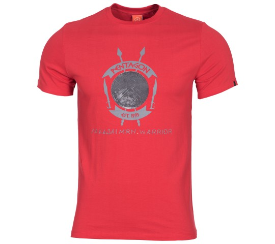AGERON T-SHIRT LAKEDAIMON WARRIOR
