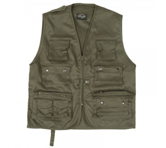 HUNTING AND FISHING VEST