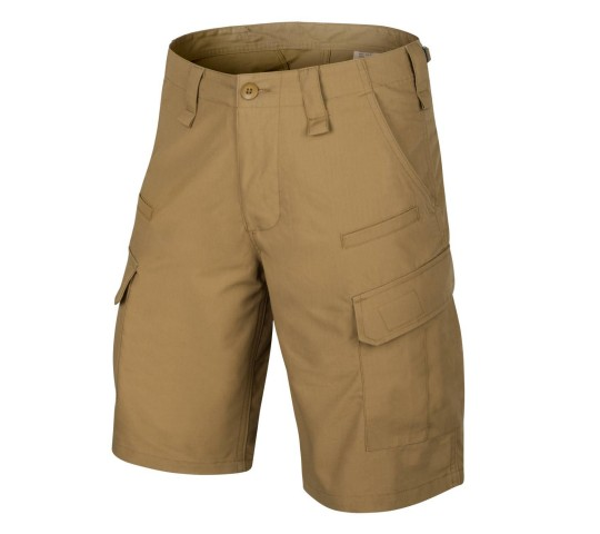 CPU® SHORTS - POLYCOTTON RIPSTOP - COYOTE