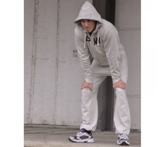 US GREY ′ARMY′ GYM SUIT